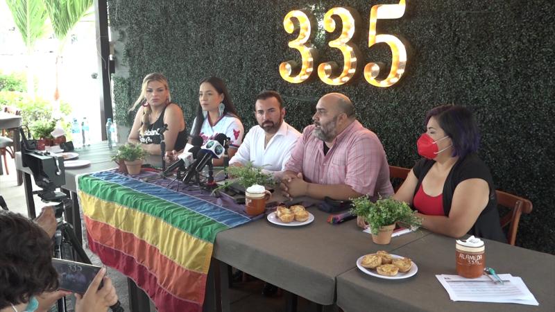 Este sábado será la marcha por el orgullo Gay en Mazatlán
