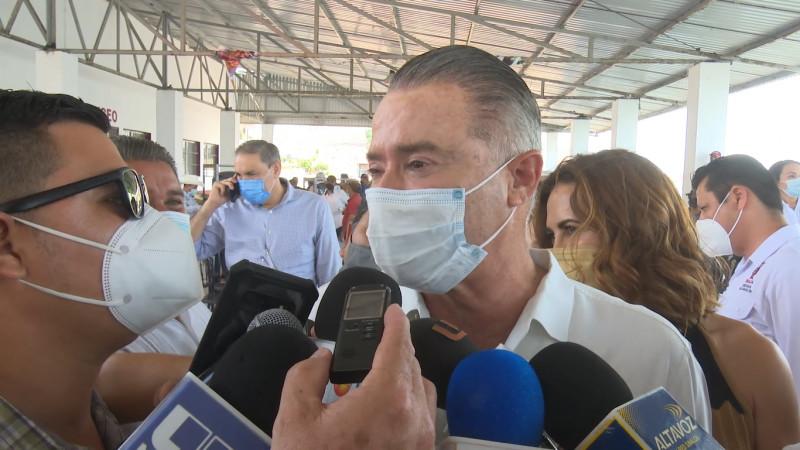Omite su opinión Quirino Ordaz sobre demolición del Cerro del Vigía