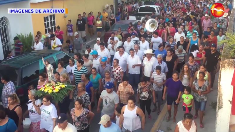 Preparan villaunienses fiestas de San Juan con todo y el Covid