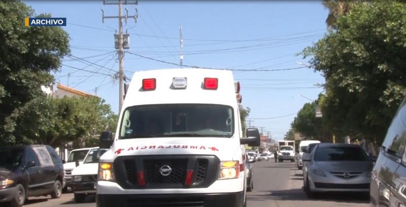 Sin incrementarse traslados por covid 19 en Cruz Roja