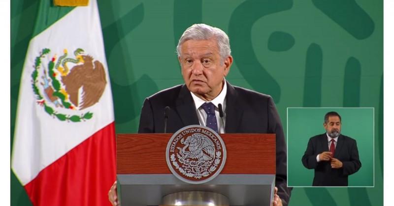 """López Obrador anuncia una sección semanal para exhibir """"noticias falsas"""""""