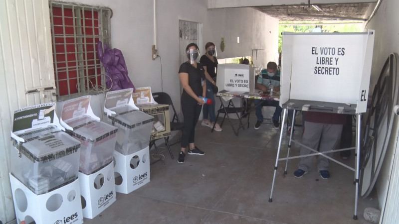 Presenta INE  comparativo de resultados de elecciones