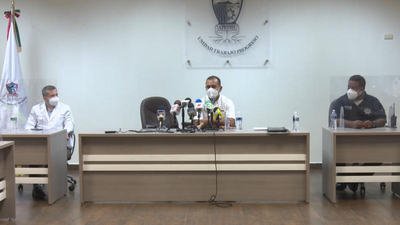 Se instala de manera permanente el Consejo Municipal de PC Ahome