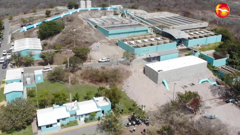 Abortan misión, siempre no se interrumpe suministro de agua en Mazatlán
