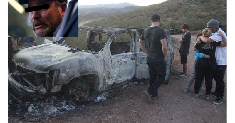 Detienen al presunto autor intelectual de masacre a familia LeBarón, informó un familiar de las víctimas
