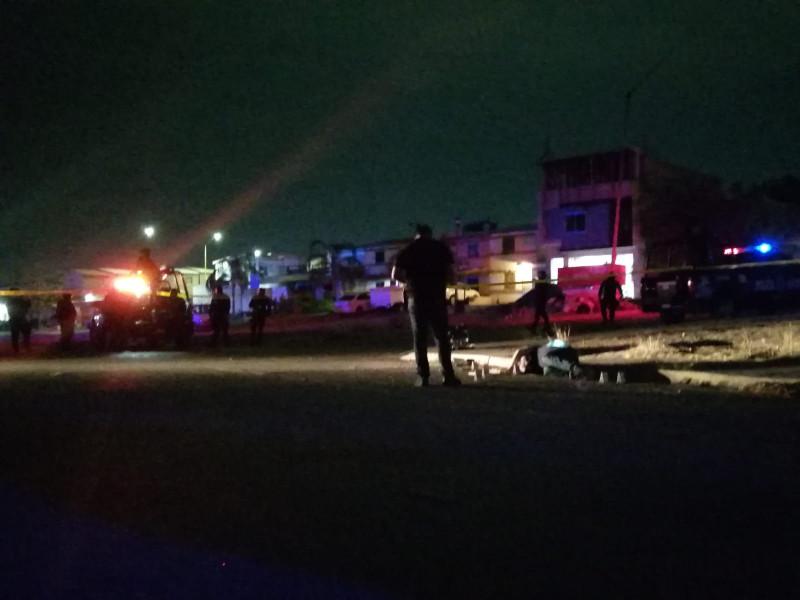 Asesinan a una persona en el sector Capistrano de Culiacán