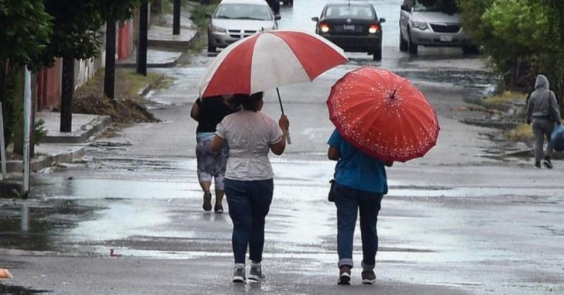 """CONAGUA pronostica lluvias """"fuertes"""" y tormentas eléctricas en Sinaloa y Sonora"""