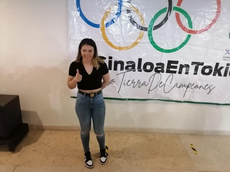 La mazatleca Tamara Cruz representará a México en Tokio