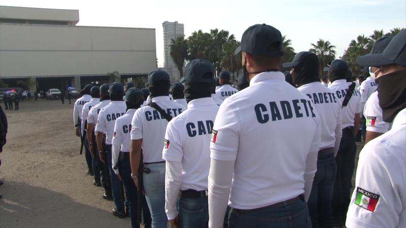 4 cadetes de Seguridad Pública dan positivo a COVID