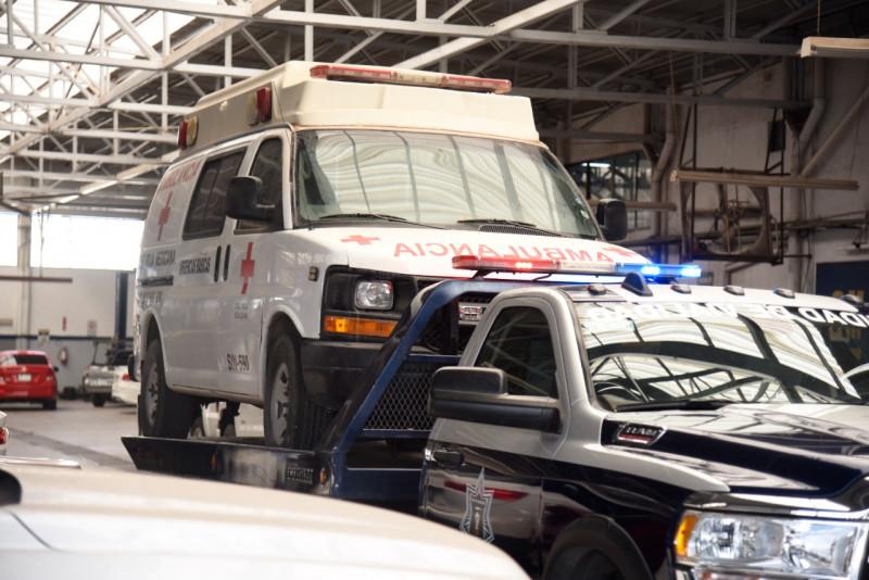 Cumple Gobierno de Ahome y lleva ambulancia abandonada de Cruz Roja Villa de Ahome a reparar
