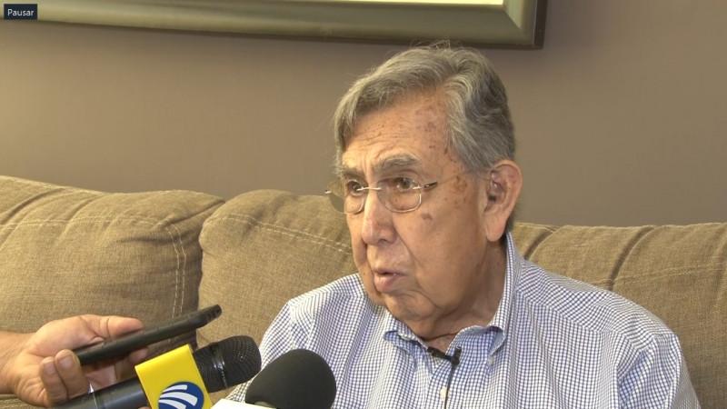 Cuauhtémoc Cárdenas llama a priorizar la unidad entre los Yaquis