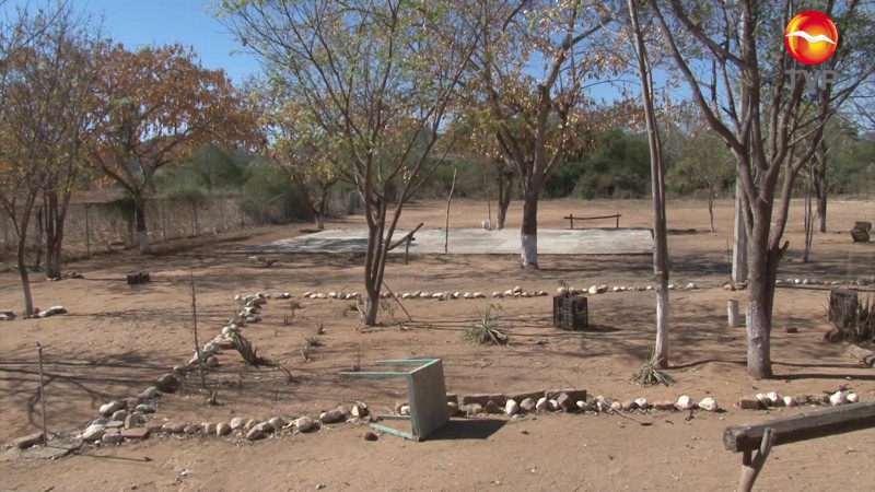 Persisten 12 comunidades de Mazatlán en sequía severa