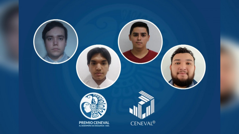 Obtienen estudiantes de ITSON máximo logro en examen CENEVAL