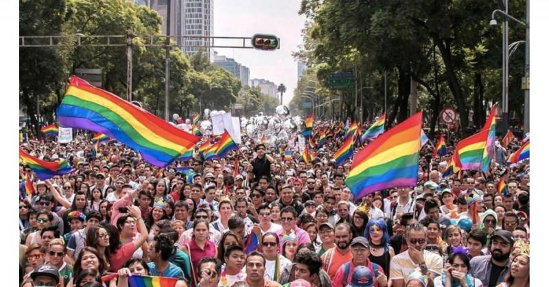 Estas son las claves y retos en México a un día antes de la fiesta del Orgullo LGBT+