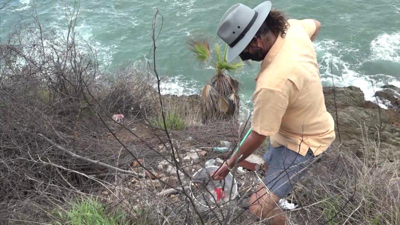 Que multen a quienes ensucian denuncia activista ambiental