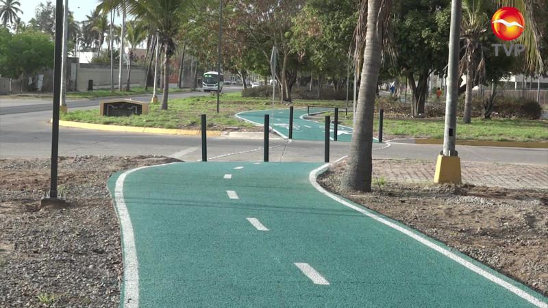 Ve Mazatlán cristalizarse circuito de ciclovías