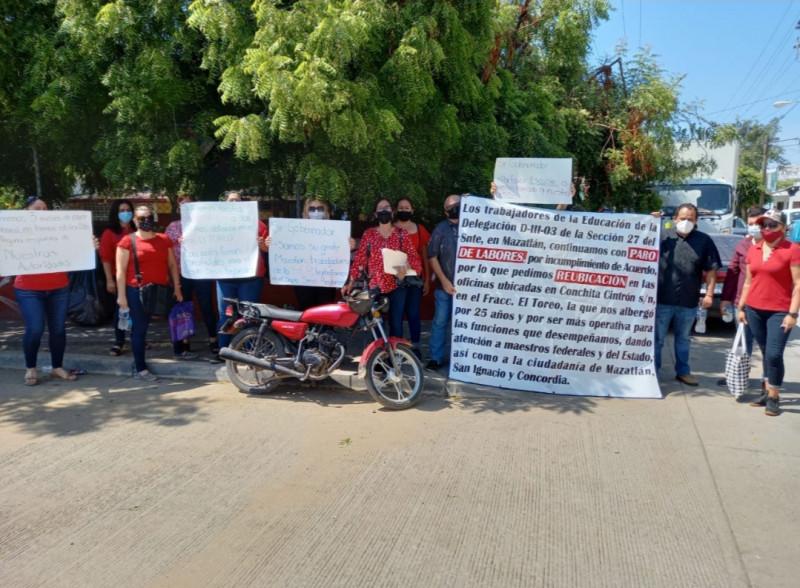 Piden a Quirino reubicación de oficinas de SEPyC