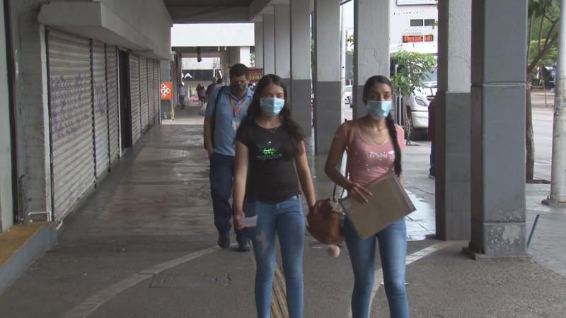 Refuerzan campaña de concientización contra el COVID en Culiacán