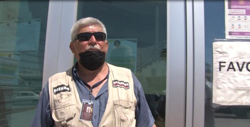 Comienza a deteriorarse la salud de Marco Antonio Duarte tras huelga de hambre