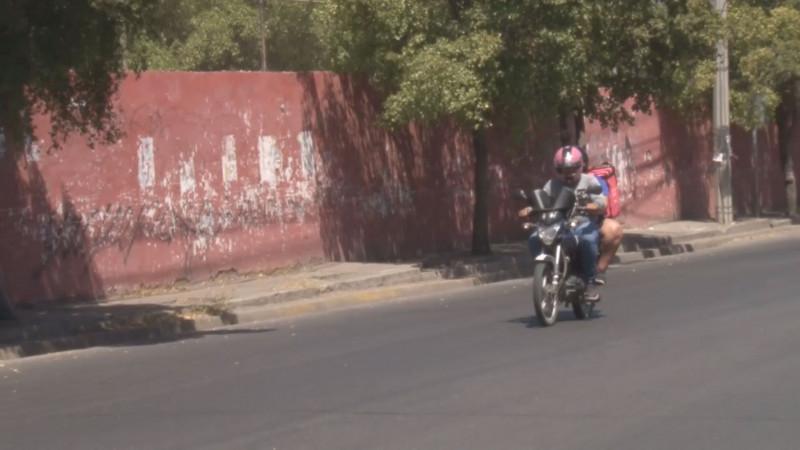 Se incrementan accidentes en motocicleta