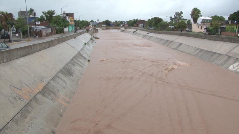 Arroyo Jabalines no representó peligro en lluvia