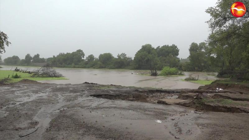 En monitoreo el Rio Presidio tras el paso de 'Enrique'