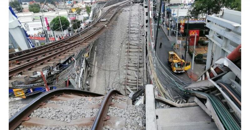 López Obrador asegura que Slim reparará gratis la accidentada línea 12 del metro