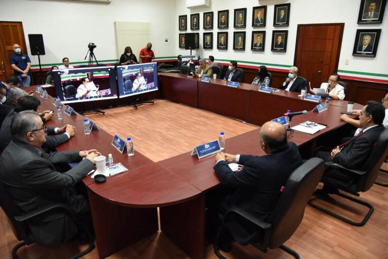 Inician trabajos para fortalecer el Plan de Desarrollo Institucional en la UAS