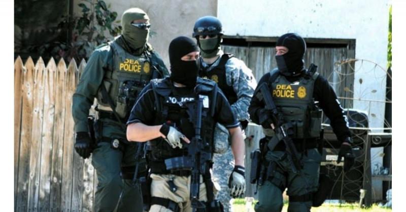 Detienen a 44 miembros del Cartel de Sinaloa en operativo de la DEA contra metanfetaminas