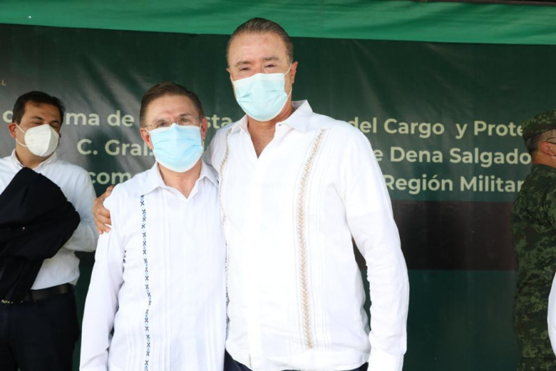 No están cerradas las fronteras de Durango con Sinaloa dice José Rosas