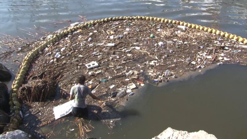 Sustituyen biobarda en el puente Juárez