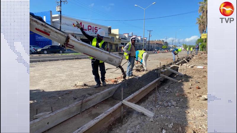 Supervisan avances en la Gabriel Leyva de Mazatlán