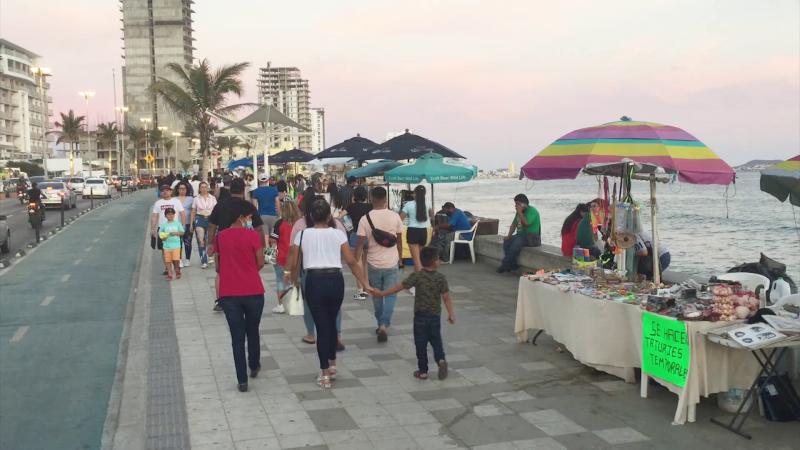 Mazatlán, la envidia mundial en recuperación turística