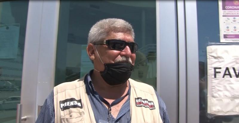 Acude equipo de Alfonso Durazo a Cereso por caso de Marcos Duarte