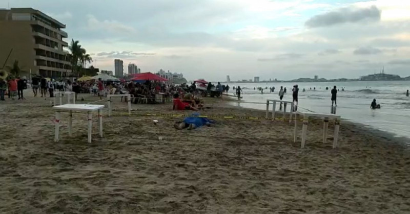 ¿Cuántas personas perdieron su vida en la playas de Mazatlán en junio?