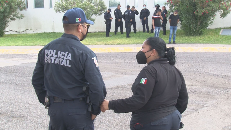 Entregan mas patrullas en Sinaloa para salvaguardar la seguridad de la población