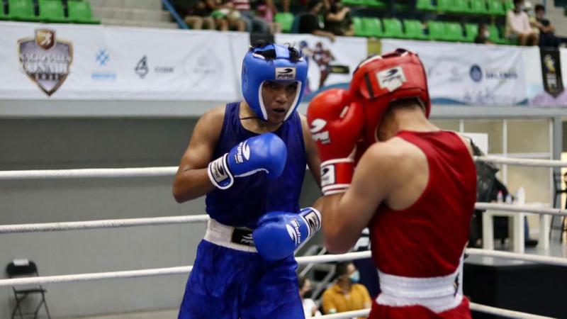 Tres sinaloenses por el oro en boxeo en los Juegos Nacionales CONADE 2021