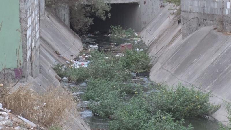 Avanza en un 80% la limpieza de arroyos en Culiacán