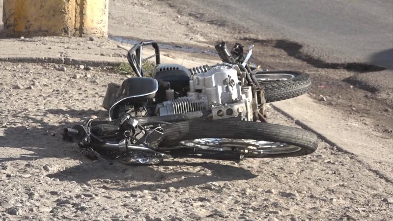 Preocupante repunte de accidentes en motocicleta: Seguridad pública