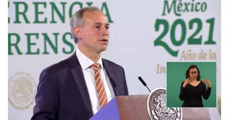 López-Gatell confirma que México enfrenta su tercera ola de Covid-19