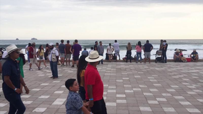 Hubo disminución en contagios en Mazatlán: Alcalde