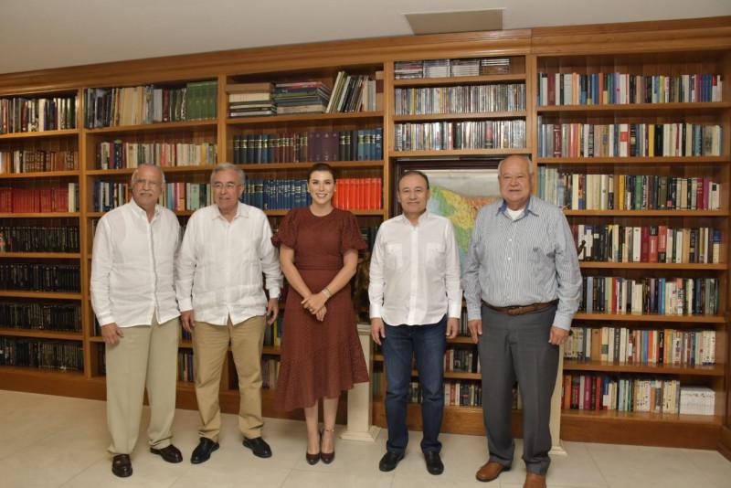Acuerdan agenda común Gobernadores Electos del Noroeste del País