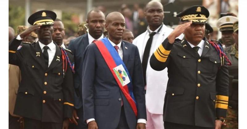 Asesinan a balazos al presidente de Haití en su domicilio