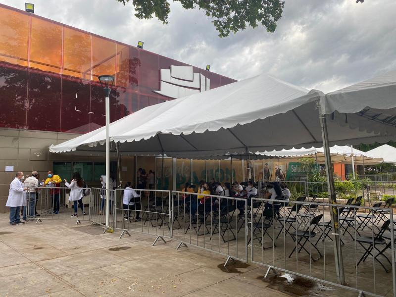 Ultimo día para la vacuna Sinovac en Culiacán