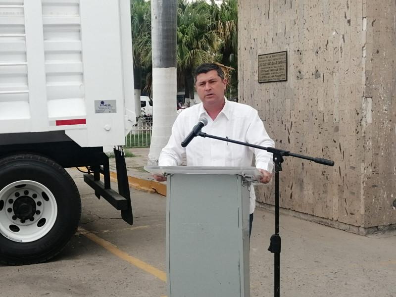 Clínica DIMMA será una realidad en Ahome: Alcalde