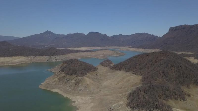 Presas del norte de Sinaloa están recibiendo aportaciones de agua