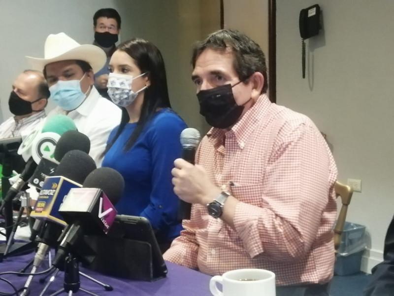 No descarta Cúen Ojeda ser secretario de gobierno de Sinaloa
