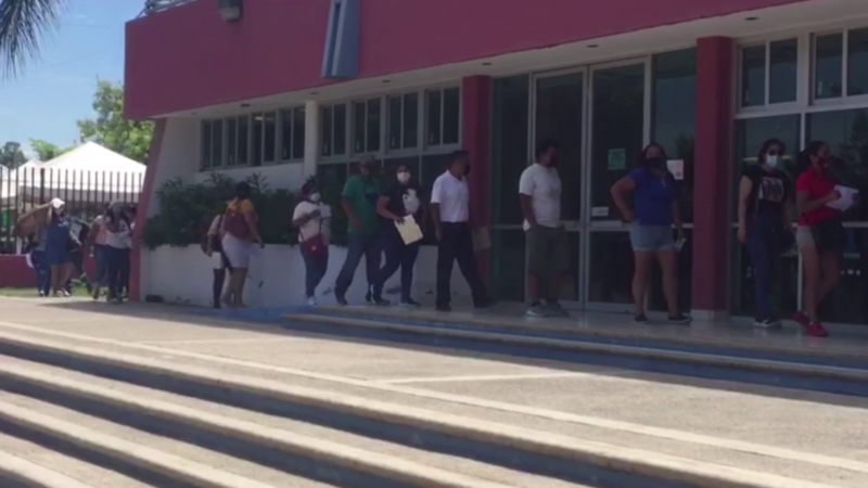 Inicia vacunación de 30 a 39 años en Mazatlán