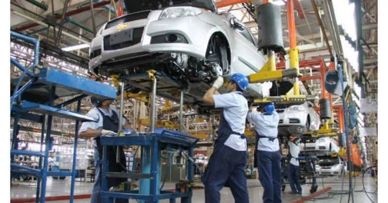 La producción industrial en México crece 9.9 % interanual en los primeros cinco meses del año