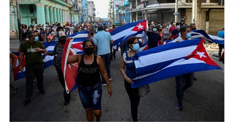Cinco puntos para entender las protestas antigubernamentales en Cuba